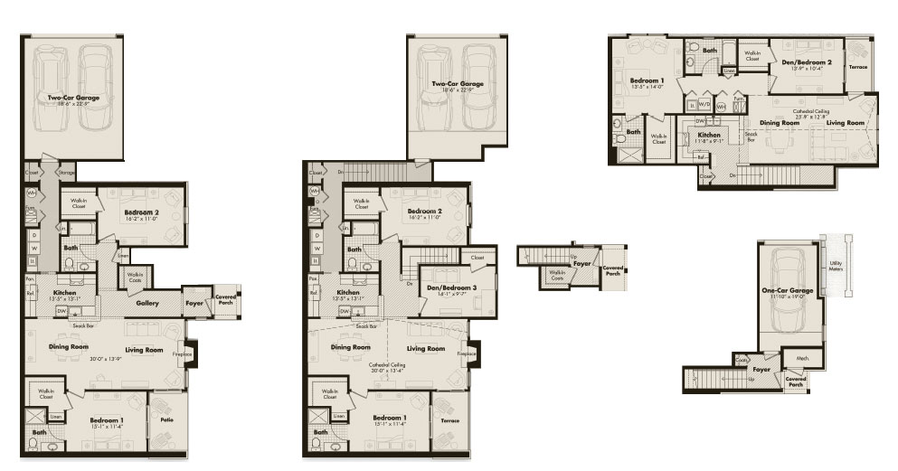 Terraces Floorplan